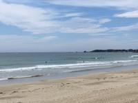 昨日の波 伊勢国府ホームp ◯ - 海ぼうずのエコエゴ日記