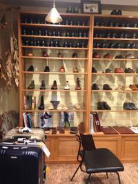 明日6月30日は荒井の入店日です!!! - Shoe Care & Shoe Order 「FANS.浅草本店」M.Mowbray Shop