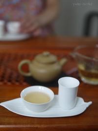 シノワズリーが繋いだご縁 - お茶をどうぞ♪