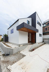 haus-deck 足場解体! - 兵庫 神戸 須磨の一級建築士事務所hausのblog