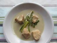 <イギリス料理・レシピ> タイ・グリーン・カレー【Thai Green Curry】 - イギリスの食、イギリスの料理&菓子