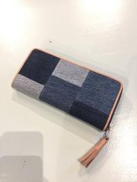 DAMASQUINA / UPCYCLE PATCHWORK WALLET LARGE - Safari ブログ