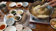 新大久保 糸かき氷@Seoul Cafe - 晴れ時々Seoul