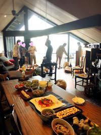 葉山で懇親会バーベキューに合う野菜のつまみヒットパレード - Coucou a table!      クク アターブル!