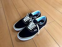 VANS COMFYCUSH ERA BLACK/TRUE WHITE - Dear Accomplices