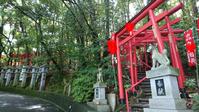 神社で息抜き - on-CO&CHI-cin 温故知新2