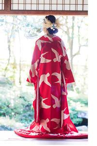 金沢でそれいゆの衣裳でご婚礼フォトが撮れます。 - それいゆのおしゃれ着物レンタル