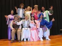 劇団KCM公演 MAHOROBA-遥かなる大和の旅ー - 東 道のきのくに花街道