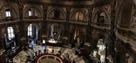 【世界で最も美しいカフェ】ウィーン美術史美術館のカフェ@ウィーン - サボリーマンOL、ほぼ1人で海外ふらふらした記