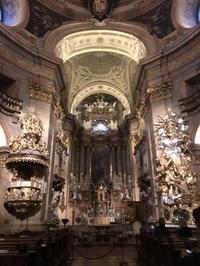 【毎日無料でオルガンコンサート】聖ペーター教会のメディテーション@ウィーン - サボリーマンOL、ほぼ1人で海外ふらふらした記