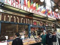 【フォアグラ売ってる】ブダペスト中央市場@ブダペスト - サボリーマンOL、ほぼ1人で海外ふらふらした記