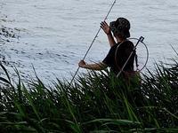 釣り人 - 四十八茶百鼠(2)