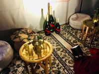 Moroccoの夜 - madameHのバラ色の人生