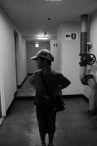 雨の日曜日、チビ子チビ助と#01 - Yoshi-A の写真の楽しみ
