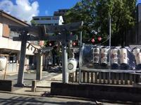街中の神社で 夏越の大祓!  in 浜松市   2019 - Hawaiian LomiLomi サロン  華(レフア)邸