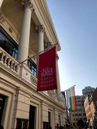 ロイヤルオペラハウスでフィガロの結婚 - Lovely! in London