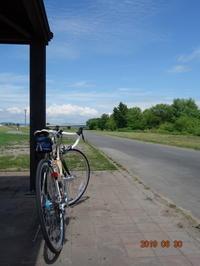 今年初自転車です。カールトン1回目。 - AL6061
