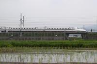 富士強化合宿② - 新幹線の写真