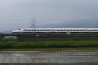 富士強化合宿③ - 新幹線の写真