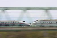 10年越しの願い。 - 新幹線の写真