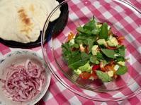 土曜日は中東料理で晩ごはん - Bのページ