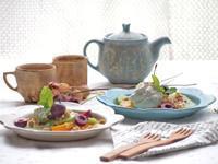 フルーツの朝ごはん - 陶器通販・益子焼 雑貨手作り陶器のサイトショップ 木のねのブログ