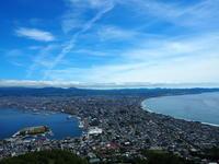 2019.06.24 函館山 - ジムニーとピカソ(カプチーノ、A4とスカルペル)で旅に出よう