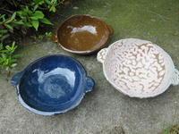 6月30日に窯出しした会員作品です! - きらく陶工房 陶芸教室