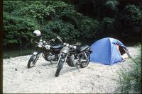 1987年8月10日 奥道後〜大堂 - 藪の中のつむじ曲がり