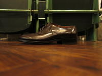 """""""ANATOMICA BY ALDEN UNLINED U-TIP 5610""""ってこんなこと。 - THE THREE ROBBERS ってこんなこと。"""