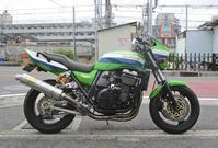T代サン号 ZRX1100の車検取得とブレーキのメンテナンス・・・!(^^)! - バイクパーツ買取・販売&バイクバッテリーのフロントロウ!