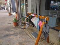 自転車のある風景79    梅雨 - じてんしゃでグルメ!3