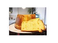 レモンシフォンケーキを作りました🍋 - 一ツ星紅茶堂