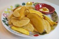 【フライドポテト(レシピ)】 - モンスーンの食卓日記