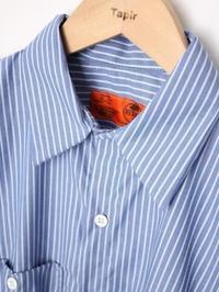 REDKAP ストライプ半袖ワークシャツ - 【Tapir Diary】神戸のセレクトショップ『タピア』のブログです