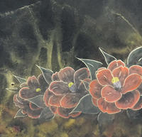 椿(Camellia) - 栗原永輔ArtBlog.