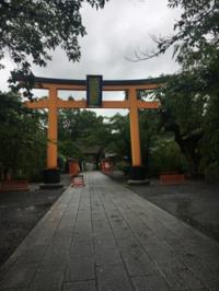 夏越しの大祓え - 京都西陣 小さな暮らし