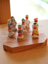 フランスのお菓子のミニチュア人形のこと - CROSSE 便り