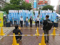 熱中症予防声かけ出陣式2019 - でじたる渋谷NEWS