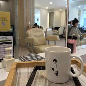 【韓国】2年位、日本から通ってるソウルの美容院『??』(明洞) - サボリーマンOL、ほぼ1人で海外ふらふらした記