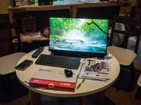 メインのPCをリニューアル・・「PayPay」も使えるようになりました! - 十勝・中札内村「森の中の日記」~café&宿カンタベリー~