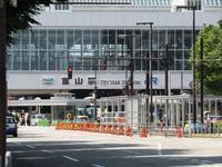 大いなる変貌への期待感~富山駅北口空間 - タビノイロドリ