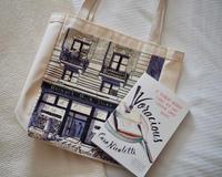 ボストンの本と食べ物の思い出 - ジャケ買い洋書日記