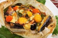 ■【味付けはトムヤムミックスのみ!野菜とベーコンのチーズ焼き】旨過ぎです〜♪ - 「料理と趣味の部屋」