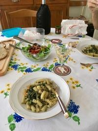 これがないと始まらない - ローマの台所のまわり