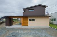 「浜北のガレージハウス」施工例アップしました - 桂建設の日々ブログ