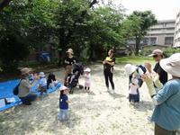 6/20(木)双子ちゃんおでかけ団地公園&おやこひろば - 桂つどいの広場「いっぽ」 Ippo in Katsura
