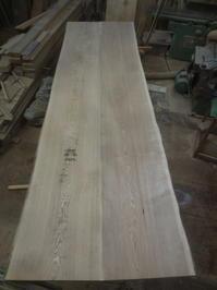 テーブル・座卓の天板 - 手作り家具工房の記録