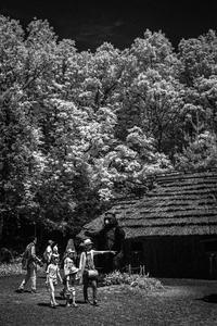 観光客を迎え入れるヒグマ - Silver Oblivion