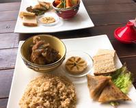マイルドスパイス料理 - うつわ愛好家 ふみの のブログ
